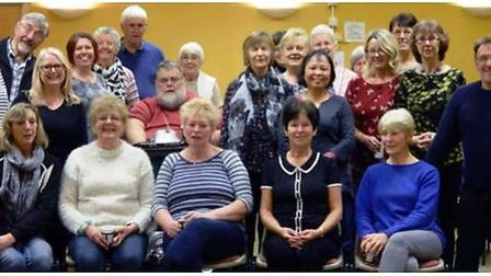 A new choir for local people who 'can't sing' has launched in March. PHOTO: Tracy Larham.