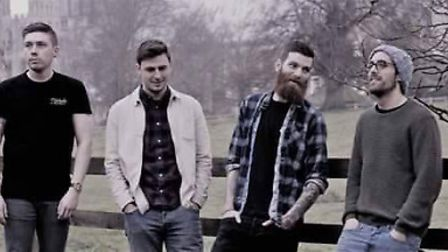 Chatteris band Christian Smith and The Whistlers will release their new EP, 'Sail', on March 25. PHO