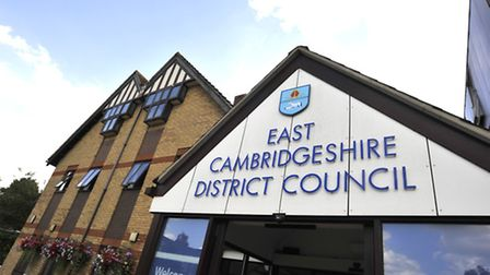 The Grange, HQ of East Cambs District Council