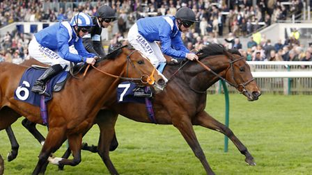Newmarket Racecourses are offering those with a CB8 postcode the opportunity to watch the opening da