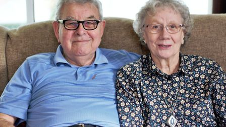 Ron and Gloria Moore, of Ely, will celebrate 60 years of marriage on Thursday March 2. They say that
