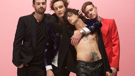 The 1975 return to headline the Friday night after first performing at Latitude on The Lake Stage ba