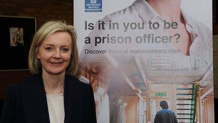 Liz Truss visit to HMP Whitemoor on Friday (March 3) she outlined plans to invest 100,000 million in