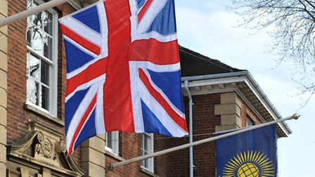 A special flag will be raised at Fenland Hall in March on March 13 as part of a global celebration o