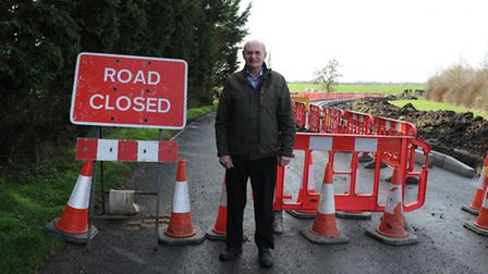 David Jermy, along with the Ely Standard, has campaigned for more strenuous safety measures to be in