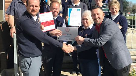 Ely City Golf Club has become the first club in Cambridgeshire to achieve the new-style national Gol
