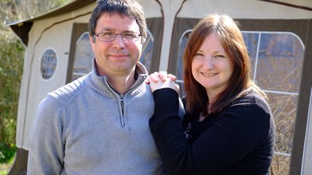 A local couple from Manea, Cambridgeshire -Amanda Skeet and Neil Bates - are the feature of BBC Two'