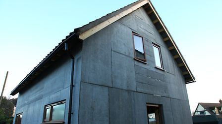 A local couple from Manea are the feature of BBC Two''s The House That 100K Built which airs Wednesd