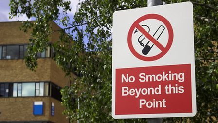 Any council employee found breaching the new smoking guidelines will face disciplinary action.