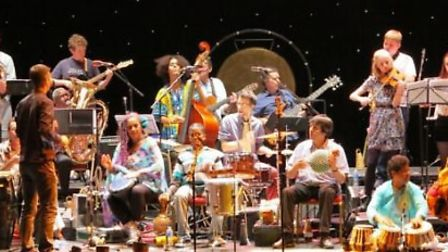 Imagine concert in Whittlesey will bring together local students and Grand Union Orchestra