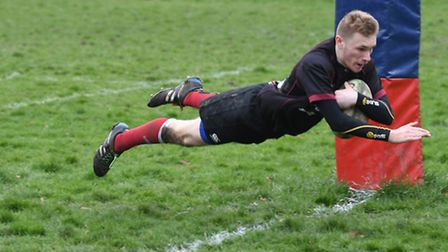 Connor Porter marked his first Fenland Derby with a try as his March Bears side edged Wisbech Wildca