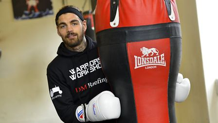 Sutton boxing star Tyler Goodjohn has announced his to end a six-month break and return to the sport