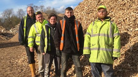 Anglian Resources Ltd claim they have been treated unfairly by authorities. The company prides itsel