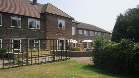 Hickathrift House care home in Wisbech PHOTO: Hickathrift House