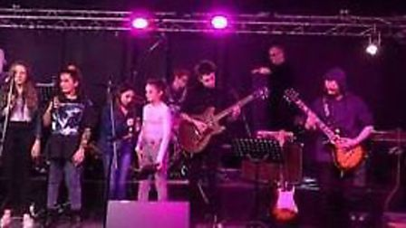 Cromwell students raise money for Children with Cancer UK and Alzheimer's Society thanks to concert