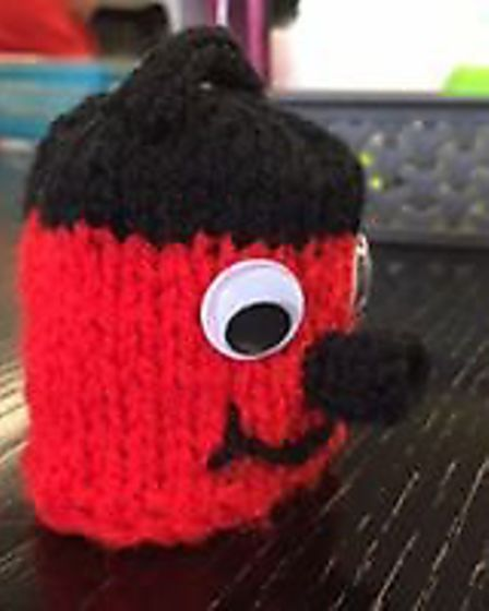 The Big Knit is coming to Fenland - mini woolly hats needed for a fund raising campaign for Age UK.