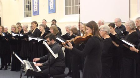 'War and Peace' is the theme of Ely Consort's programme for their concert at Ely Cathedral on Saturd