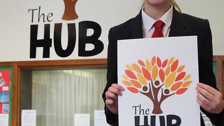 Niamh Gilbert, a year 10 student at Soham Village College, has created a new Logo for the school's A