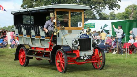 The 1920 Albion Model A16 Charabanc was sold new to the New Zealand Government for the use of the Hi