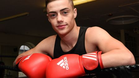 Jack Smith is to make his professional boxing debut this weekend.