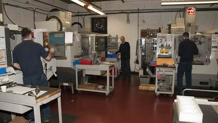 PCML in Longhill Road, March are one of the area's hidden success stories growing from four employee