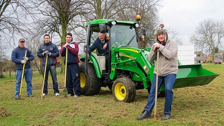 March Town Cricket Club is inviting the public to lend a hand during the club's 'Cricket Force' day