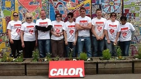 Calor is launching a community funding project PHOTO: Calor