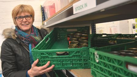 Ely Foodbank could get double the money for every donation made.