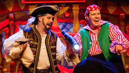 REVIEW: KD Theatres production of Treasure Island at The Maltings, Ely, is highly entertaining famil