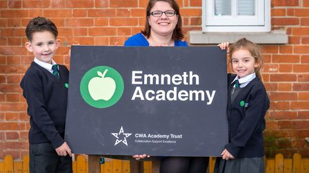 Emneth Academy official launch. PHOTO: Paul Tibbs