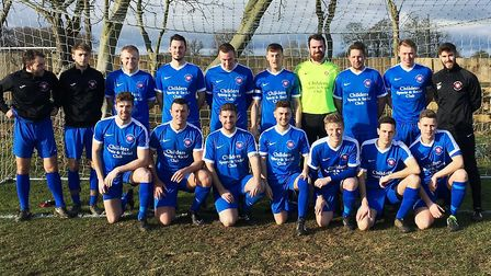 Whittlesey Athletic Reserves won the North Cambs Junior Cup last night thanks to a dramatic 2-1 win