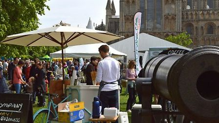 The Ely Food & Drink Festival is to return on Sunday April 30 and Monday May 1.