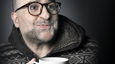 Award-winning comedian and actor Omid Djalili will bring his new show, Schmuck For A Night, to the C