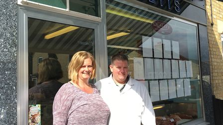 March butchers, JH Betts, is to close after almost 100 years in the town. Current owners Denise and