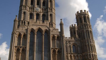 A host of landmarks - including the cathedral - will be taken in during Ely's Easter bank holiday wa