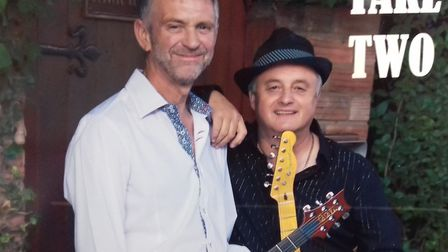 Duo Take Two will be playing at Littleport's Ex Servicemen's Club this weekend.