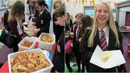Students from Cromwell Community College in Chatteris were rewarded for their hard work in languages