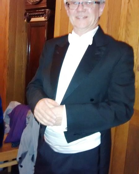 Conductor Andrew Parnell