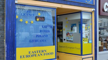 Calls have been made to review the license of Europa on Broad Street, March, after illicit tobacco a
