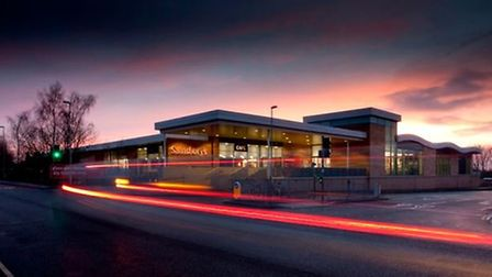 Sainsbury's Ely store - the company is appealing against the refusal by planners to allow them to de