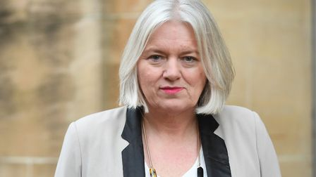 BBC Look East journalist Sally Chidzoy who lost a tribunal hearing alleging she was subject to hara