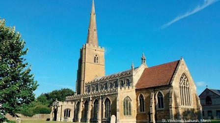 There will be an open tower event at St. Wendreda's Church in Church St, March, on Saturday April 22
