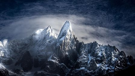 Experience an evening of extraordinary short films from the world's most prestigious mountain film f