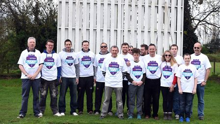 Volunteers helped March Town and Wisbech Town Cricket Clubs prepare for the season ahead during NatW