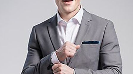 Lee Nelson is bringing his new tour to The Cresset in Peterborough.