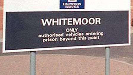 An inmate at Whitemoor has been charged with the attempted murder of a fellow prisoner following an