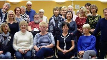 Make friends and have a laugh with others by joining March Can't Sing Choir