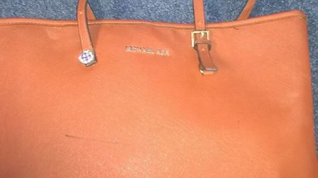 Do you recognise this Michael Kors bag? It was handed into March Police Station this morning.