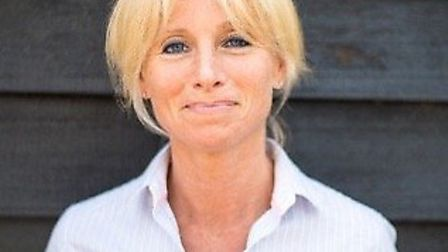 Jane Fox, who is hosting classes at her Great Dunmow barn for the first time
