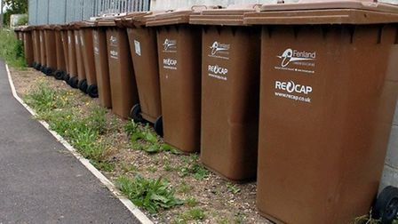 The brown bin service has ended in Fenland with only those willing to pay £40 a year enjoying the no